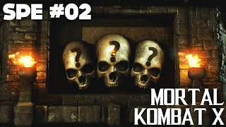 Mortal Kombat X FR | Special 02 - Test ta Chance ( PS4 )