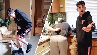 I can't believe FaZe Rug did this to his back... *HELP*
