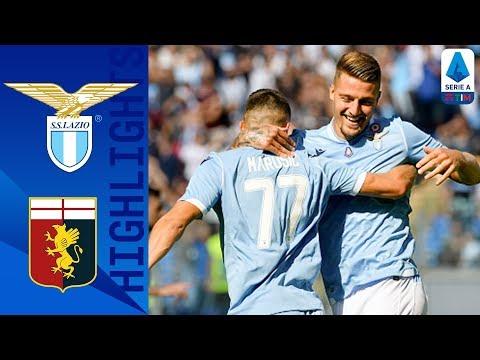 Lazio 4-0 Genoa   Lazio Hit 4 In Huge Win Against Genoa   Serie A