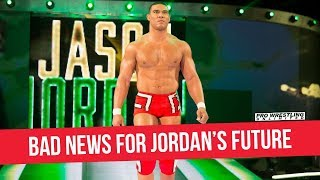 Bad News For Jason Jordan & His Future With The WWE