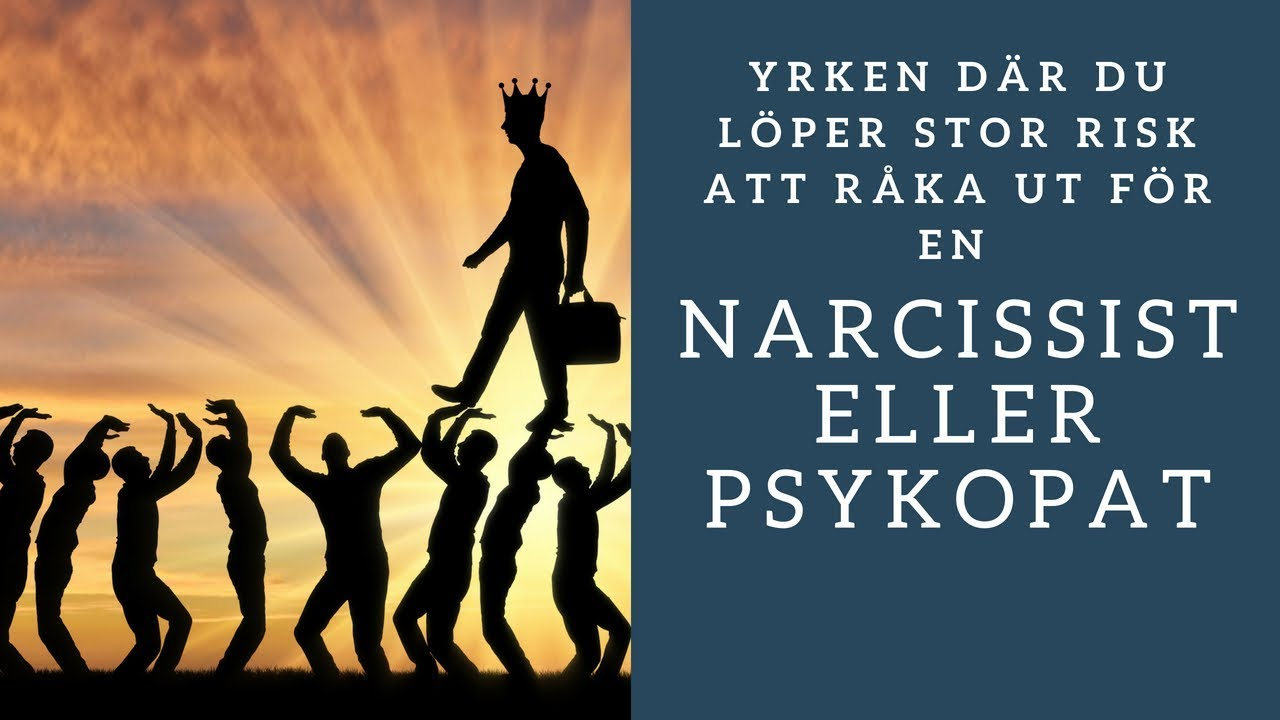 tre stadier av dating en narcissist