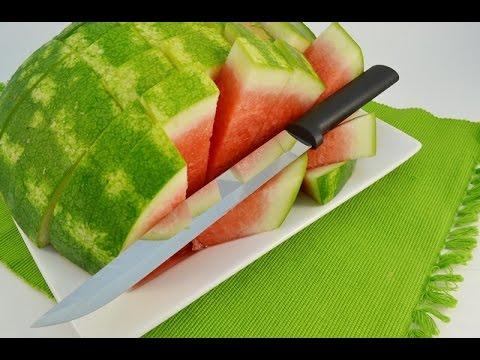 Cutting Watermelon - Creative Ways to Slice a Whole Melon | RadaCutlery.com
