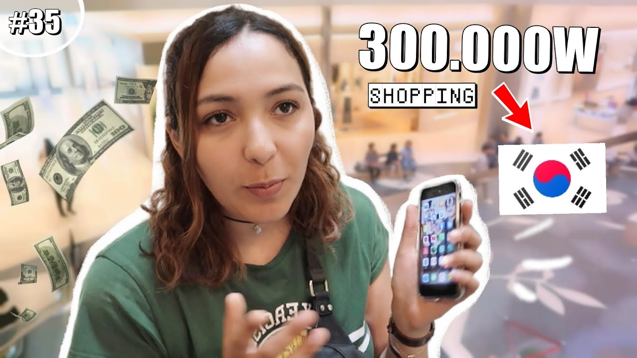 UNE JOURNÉE SHOPPING EN CORÉE DU SUD AVEC NOUS (Et notre poisse) 🇰🇷 Vlog #35