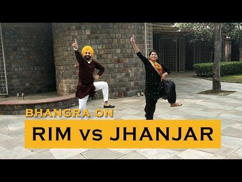 Bhangra On RIM Vs JHANJAR - Karan Aujla | Deep Jandu | Reet Punjab Di | Latest Punjabi Songs