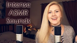 Intense 🎙� ASMR 🎙� Sounds