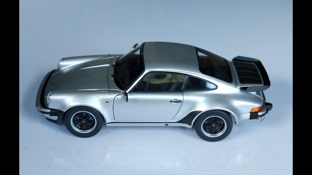 Review 118 Scale Norev Porsche 911 Turbo 33 1977 Youtube