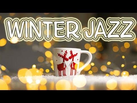 Winter Sweet JAZZ Music - Lounge JAZZ & Bossa Nova for Sress Relief