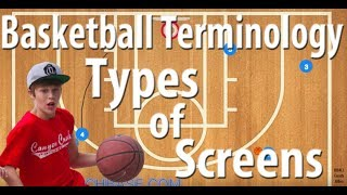 Basketball Basics Different Types of Screens