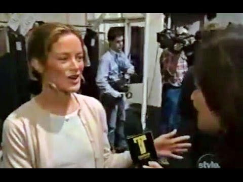 Carolyn Murphy - Looking Back on Her Model Career.