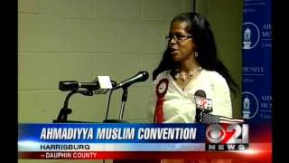 Local CBS Coverage of 63rd Annual Convention