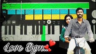Vip love bgm|Raghuvaran btech|Anirudh ravichander|FL studio mobile|piano cover|piano Tech Gallery