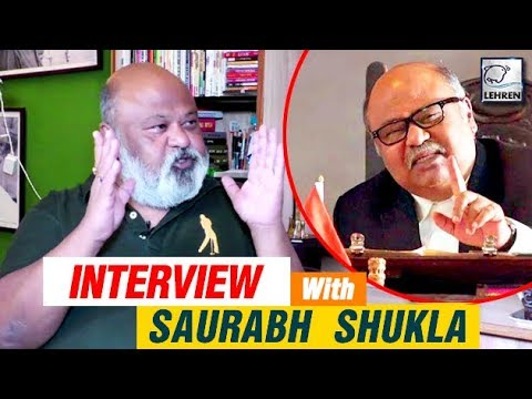 Saurabh Shukla's Rare And Exclusive Interview With Lehren