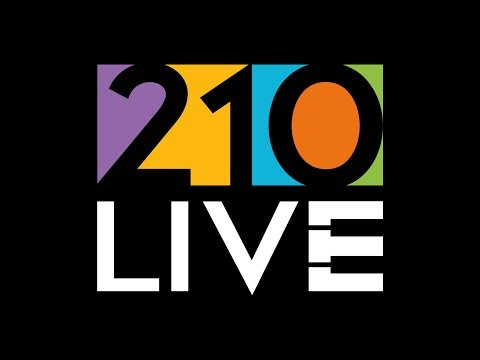 210 Live Blues Rock Jam w/ Louie Zagoras