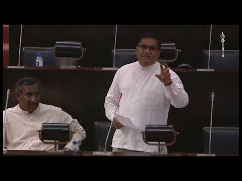 Vijitha Herath speaks on Voting Rights for Internally Displaced Persons 04.07.2017
