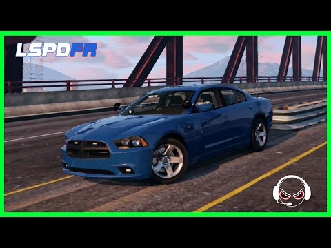 GTA 5 LSPDFR | San Andreas Highway Patrol and Traffic Stops | Spike strips deployed