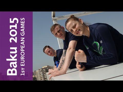 The Golden Dreams Of The Irish Boxing Team | Baku 2015