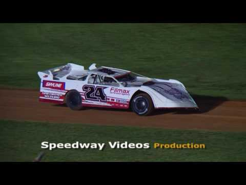 Sportsman Feature | 411 Motor Speedway | 7-19-16