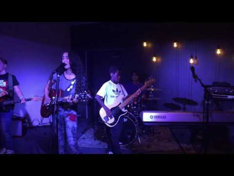 Animal - The Upside Down - No Future Cafe - 12/2/16