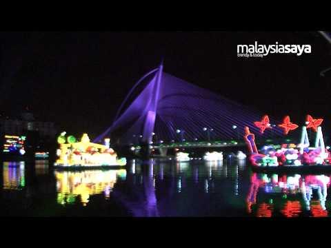 Putrajaya Floria 2012 - Tourism Floral Parade 2012