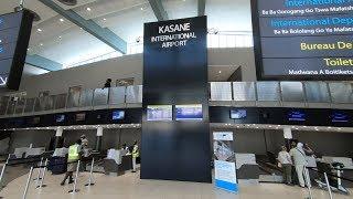 Kasane International Airport - Botswana 🇧🇼