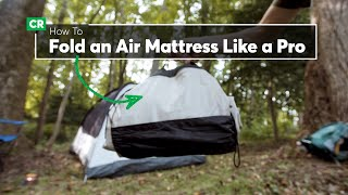 Camping Tip: How to Fold an Ai…