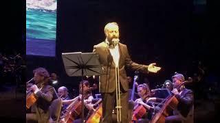 "Halit Ergenc - singing  ""Mavi Liman"" / ""Blue Harbor"" / ""Puerto Azul"""