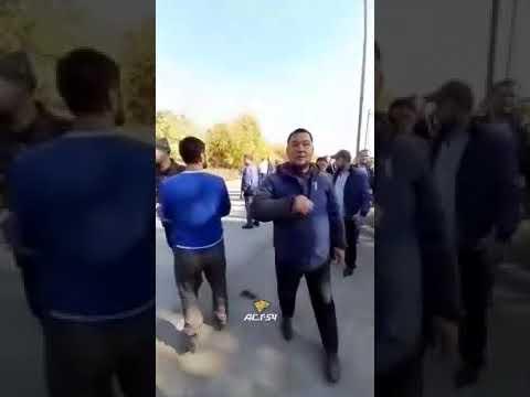 200 братков приехали на стрелку в Новосибирске и устроили массовую драку со стрельбой ауе