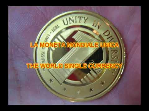 ITALIANO-EN: NEW WORLD ORDER SINGLE CURRENCY IS READY!!