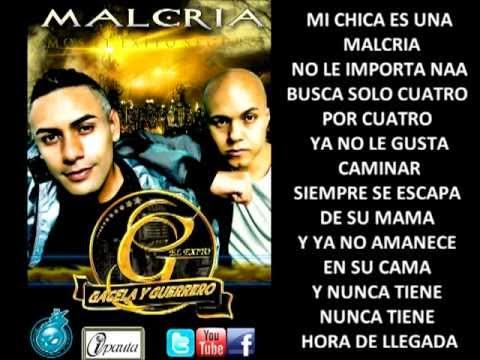 Malcria con letra - Gacela y Guerrero - Prod by Guerrero el malo.mp4