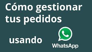 Video Gestión de pedidos por Whatsapp | Byom!Conecta download MP3, 3GP, MP4, WEBM, AVI, FLV Mei 2018