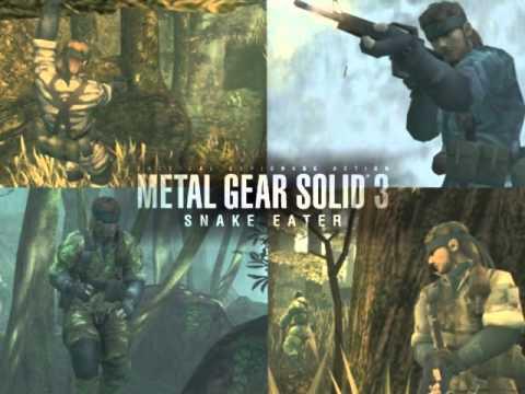 metal gear solid 3 snake eater soundtrack download rar