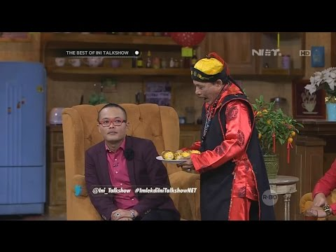 The Best of Ini Talkshow - Sule Kesel Banget Sama Pak RT Lantaran Disuruh Nyanyi Gak Denger-Denger