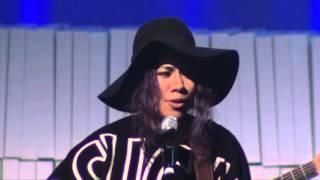 Fatai - singing live at Melbourne