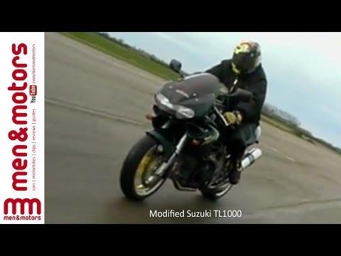 Modified Suzuki TL1000