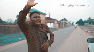 Police dae arrest you, you dae greet me which day this one start? (LaughPillsComedy)