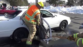 Extrication - Vehicle Door Removal
