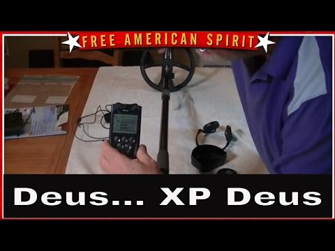 XP Deus Metal Detector Review Which Options to buy ws4 ws5 headphone remote etc #FreeAmericanSpirit