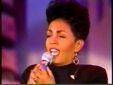 Anita Baker- Giving you the best that i got (Live)
