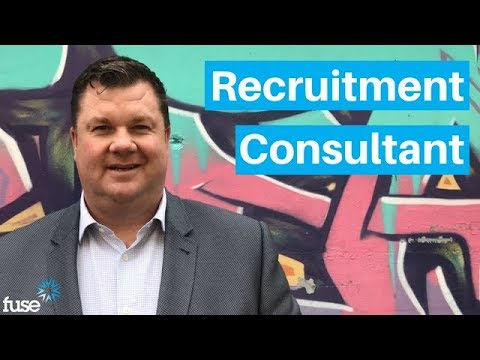 Fuse Job Opportunity: Recruitment Consultant, Melbourne