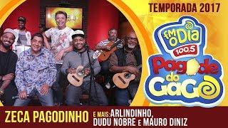 Zeca Pagodinho e convidados no Pagode do Gago