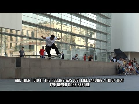 2017 TRICK OF THE YEAR SWITCH BS TAILSLIDE AT MACBA: BEHIND THE TRICK