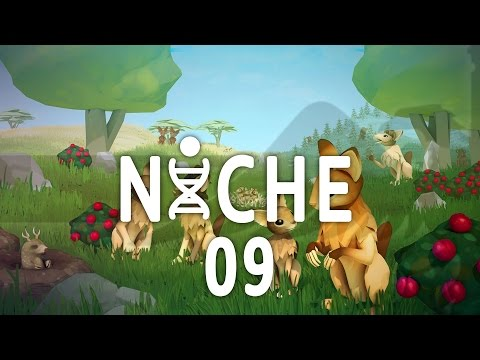 Niche Genetics Survival Game #09 Shipping - Gameplay / Let's Play
