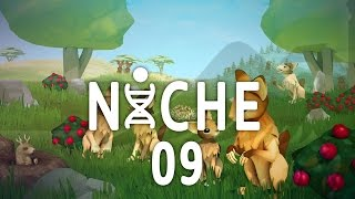 Niche Genetics Survival Game #09 Shipping - Gameplay / Let