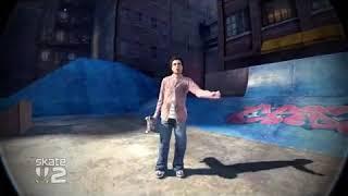 BBC icecream / Star Trak inspired Skate 2 Reel