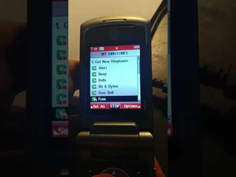 Motorola KRZR K1M ringtones