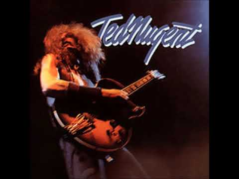 Ted Nugent   Hey Baby With Lyrics In Description