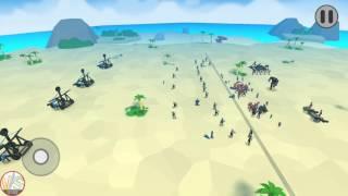 epic Battle Simulator 2 Level 36 Walkthrough Gameplay