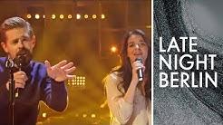 Yvonne Catterfeld und Klaas singen Songs mit ungewöhnlichen Themen | Late Night Berlin | ProSieben