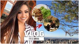 Vlog do fim de semana: Casa do boy, muita comida, cinema fail
