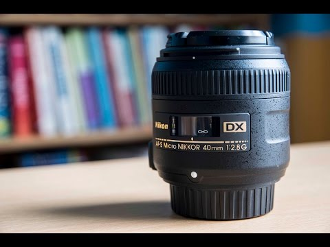 Nikon 40mm f/2.8G Micro lens review: Good for pictures, not for excel